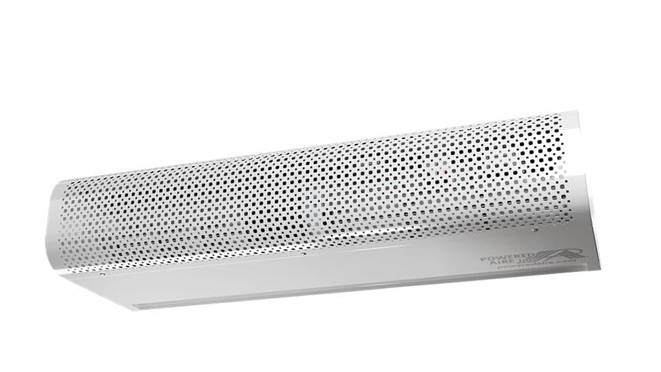 360 View | EVE-E - Elite Vestibule Exception (EVE) Electric Heated Air Curtains