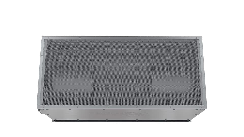 "360 View | HDC-3-168 | Air Curtain | 168"" Heavy-Duty Corrosive Area Unheated"