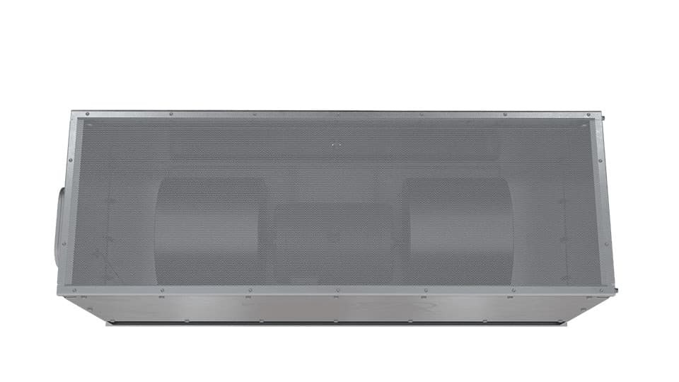 "360 View | HDX-2-120 | Air Curtain | 120"" Heavy-Duty Hazardous Area Unheated"