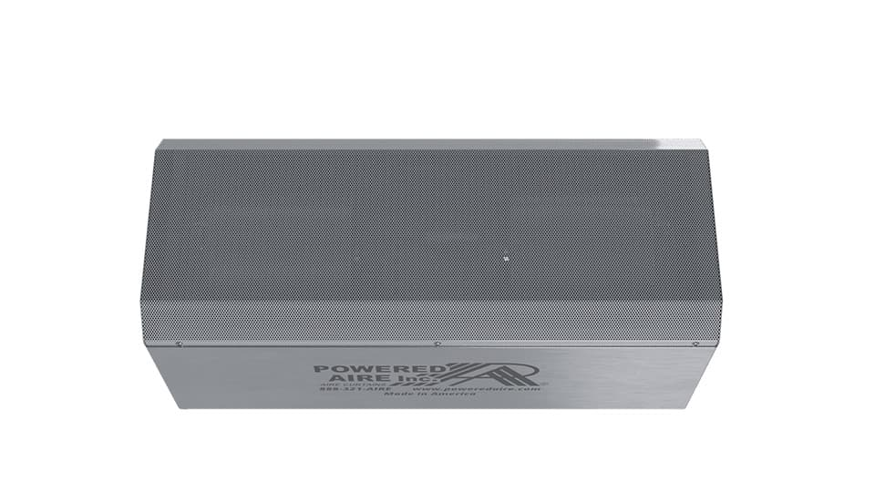 "360 View | LDX-3-120 | Air Curtain | 120"" Light-Duty Hazardous Area Unheated"