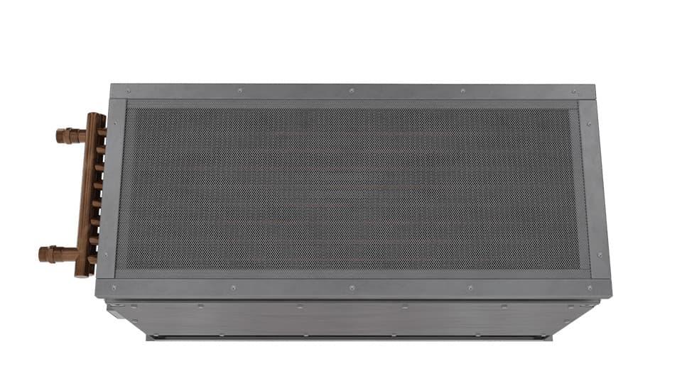 360 View | TSD-HW - Twelve-Seventeen Door (TSD-HW) Hot Water Heated Air Curtains