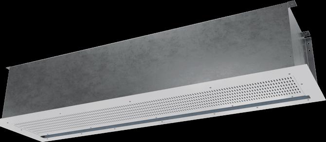 ECC-E - ECo Motor™ (ECC-E) Electrically Heated Air Curtains