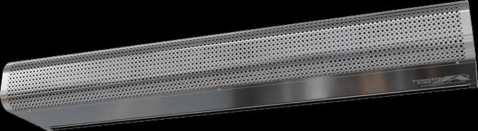 EVE - Elite Vestibule Exception (EVE) Unheated Low Profile Air Curtains