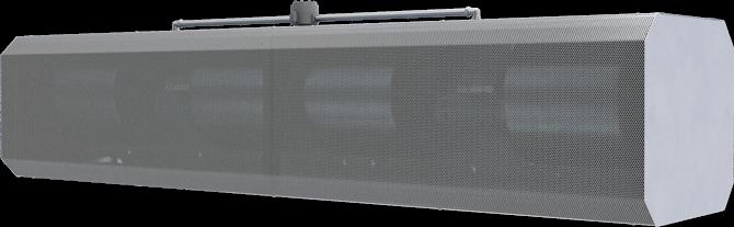 LDX - Light-Duty Hazardous Area (LDX) Unheated Air Curtains