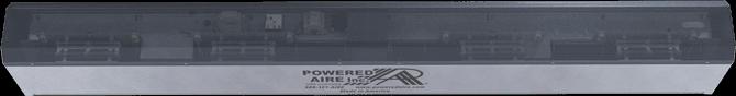 MP-E - Mini-Power (MP) Vestibule Exception Electrically Heated Air Curtains