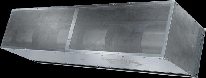TFD - Ten-Fourteen Door (TFD) Unheated Air Curtains