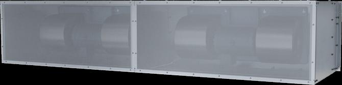 XPA - Xtreme Powered Aire (XPA) Unheated Air Curtains