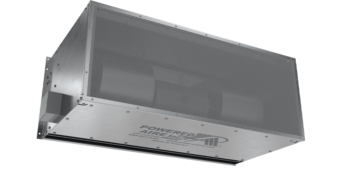 Full Size View 1 | BPA - Big Powered Aire (BPA) Unheated Air Curtains