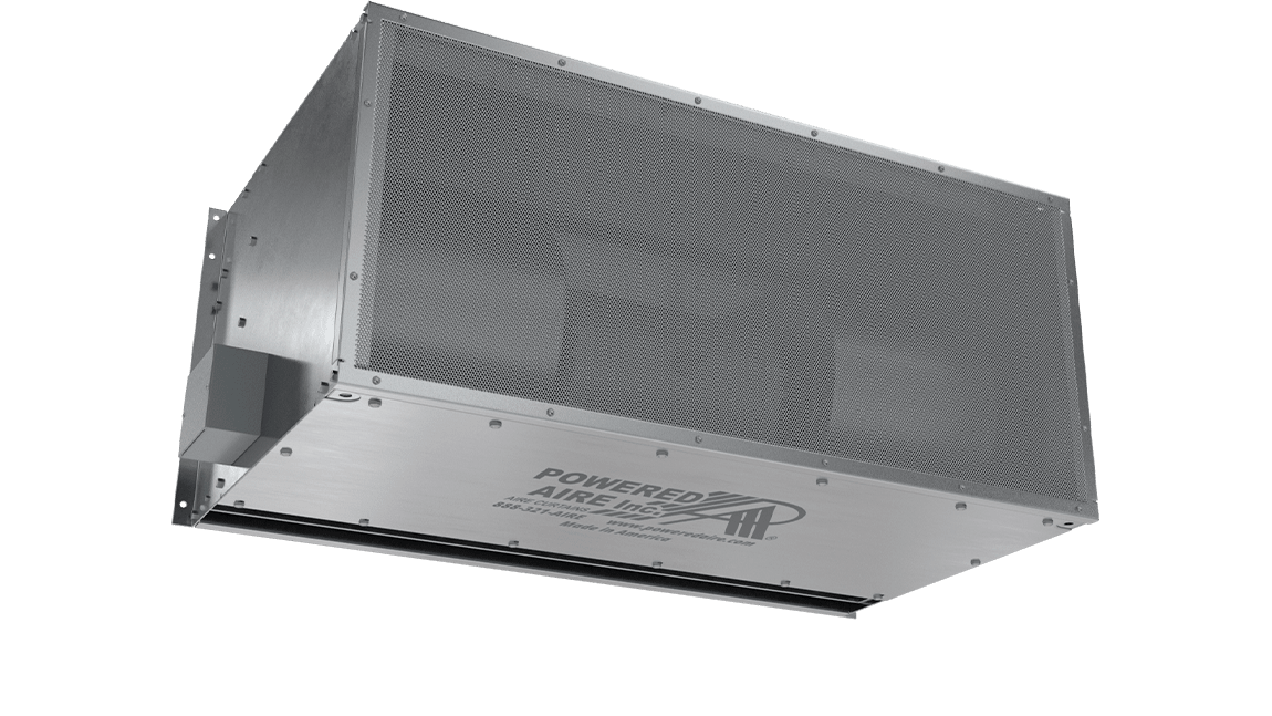 Full Size View 1 | HDC - Heavy-Duty Corrosive Area (HDC) Unheated Air Curtains