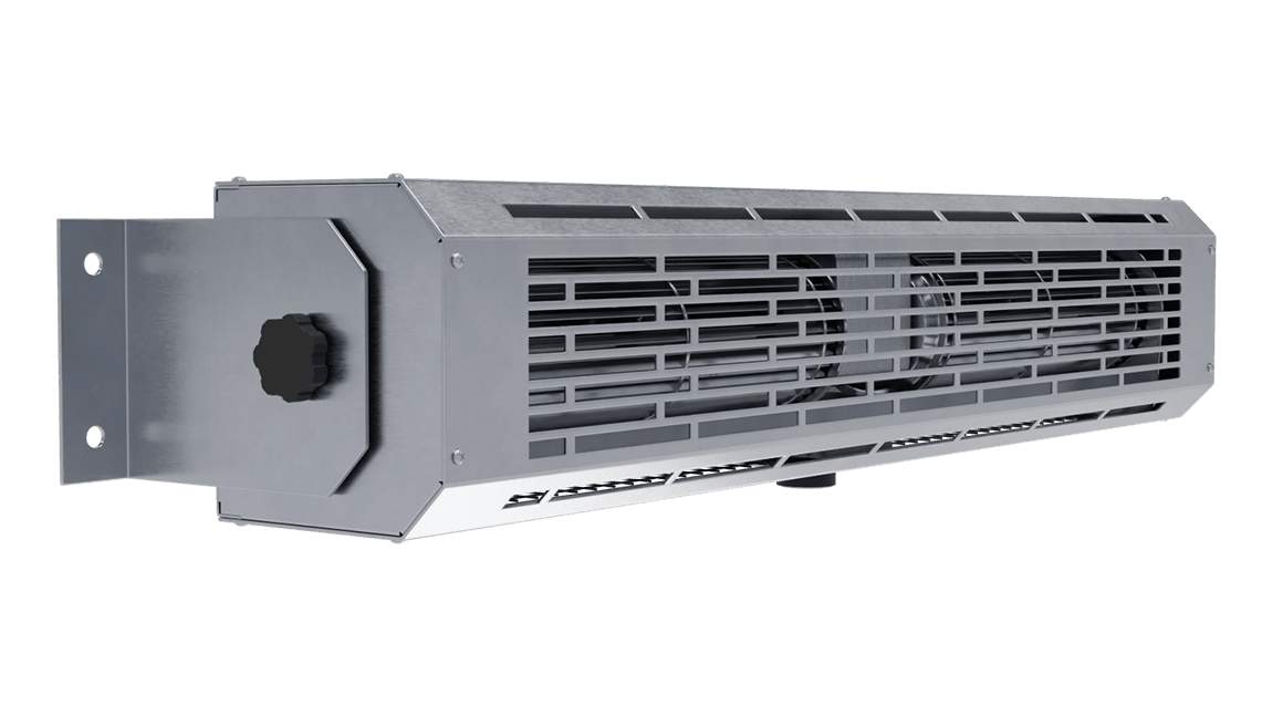 Full Size View 1 | PTW - Pass Thru Window Unheated Air Curtains
