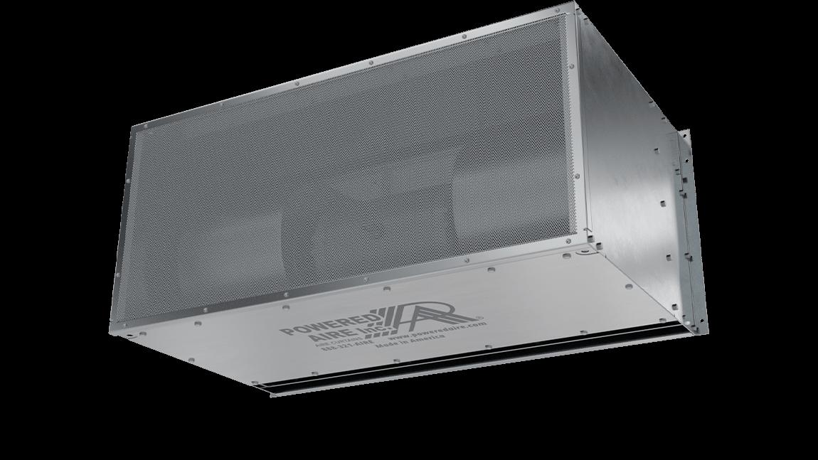 Full Size View 1 | TFD - Ten-Fourteen Door (TFD) Unheated Air Curtains