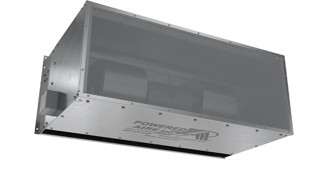 Full Size View 1 | XPA - Xtreme Powered Aire (XPA) Unheated Air Curtains