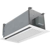 Thumbnail View 3   CHA-E - Chameleon Vestibule Exception (CHA-E) In-Ceiling Electrically Heated Air Curtains