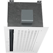 Thumbnail View 4   CHA-E - Chameleon Vestibule Exception (CHA-E) In-Ceiling Electrically Heated Air Curtains