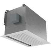 Thumbnail View 1 | CHA-HW - Chameleon Vestibule Exception (CHA-HW) Above Ceiling Hot Water Heated Air Curtains