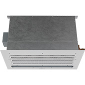 Thumbnail View 2 | CHA-HW - Chameleon Vestibule Exception (CHA-HW) Above Ceiling Hot Water Heated Air Curtains