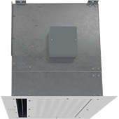 Thumbnail View 4 | CHA-HW - Chameleon Vestibule Exception (CHA-HW) Above Ceiling Hot Water Heated Air Curtains