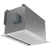 Thumbnail View 1 | CHD-HW - Chameleon Heavy Duty (CHD-HW) Above Ceiling Hot Water Heated Air Curtains