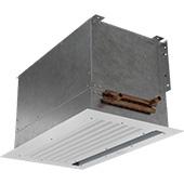 Thumbnail View 3 | CHD-HW - Chameleon Heavy Duty (CHD-HW) Above Ceiling Hot Water Heated Air Curtains