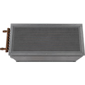 Thumbnail View 2 | EHD-HW - Extra High Door (EHD-HW) Hot Water Heated Air Curtains