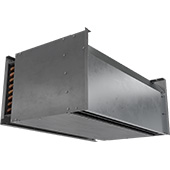 Thumbnail View 4 | EHD-HW - Extra High Door (EHD-HW) Hot Water Heated Air Curtains