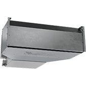 Thumbnail View 2 | EHD-IG - Extra High Door (EHD-IG) Indirect Gas Heated Air Curtains