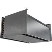 Thumbnail View 4   EHD-ST - Extra High Door (EHD-ST) Steam Heated Air Curtains