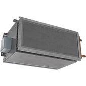 Thumbnail View 1 | ETA-HW - Exposed Vestibule Exception (ETA-HW) Hot Water Heated Air Curtains