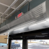 Thumbnail View 4 | EVE - Elite Vestibule Exception (EVE) Unheated Low Profile Air Curtains