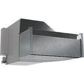 Thumbnail View 3   TFD-IG - Ten-Fourteen Door (TFD-IG) Indirect Gas Heated Air Curtains