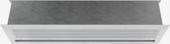 CHA-2-84 Air Curtain