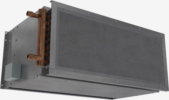 EHD-1-60ST Air Curtain
