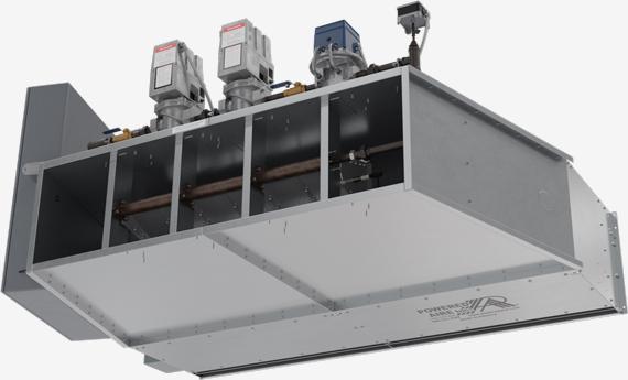 EHD-2-96DG Air Curtain