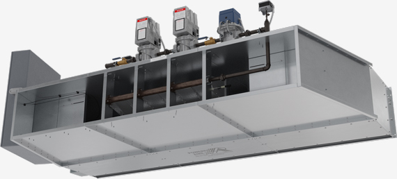 EHD-3-180DG Air Curtain