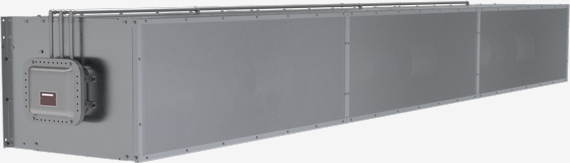 HDX-3-192 Air Curtain