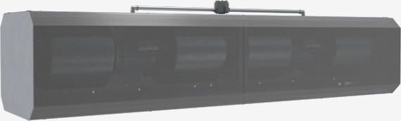LDX-2-72 Air Curtain