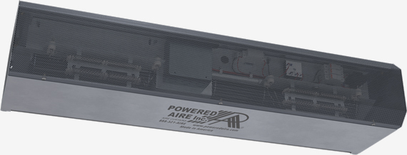 MP-1-42E Air Curtain