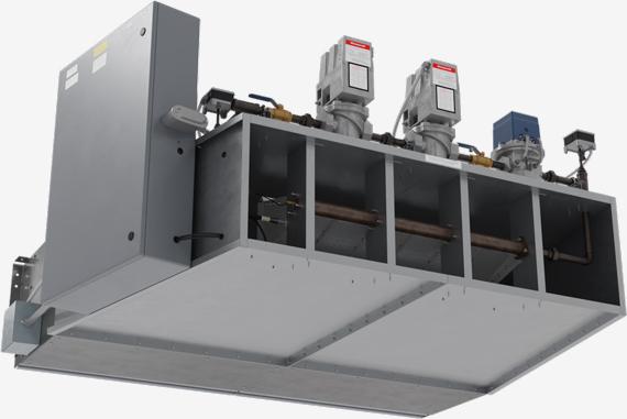 TDG-2-72 Air Curtain