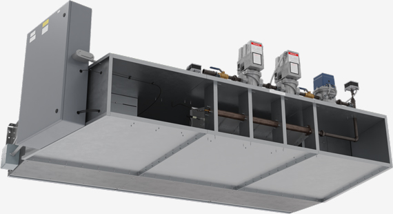 TDG-3-132 Air Curtain