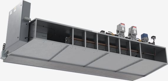 TDG-4-144 Air Curtain