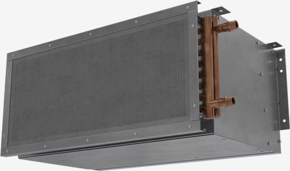 THS-1-36ST Air Curtain