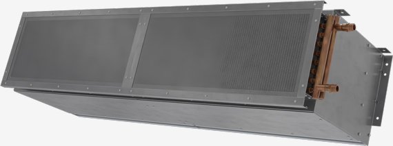 THS-2-108ST Air Curtain