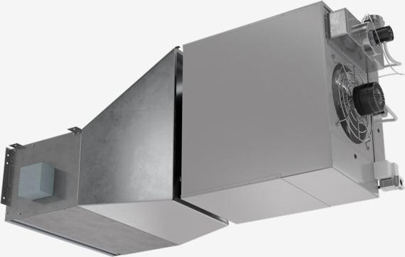 TIG-1-48 Air Curtain