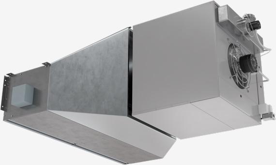 TIG-2-72 Air Curtain
