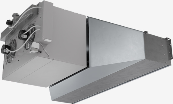TIG-3-132 Air Curtain
