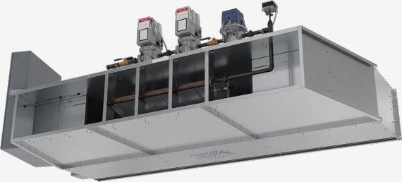 TSD-3-180DG Air Curtain