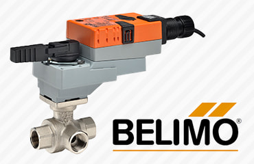 Articles | Powered Aire now offering Belimo Valve option on Hot Water & Steam heated Air Curtains