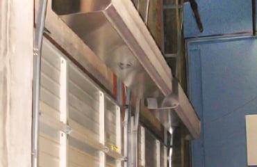 Articles | Case Study: Air Curtain Savings Surpass Customer's Expectations!
