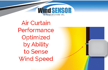 Articles | Powered Aire's Wind Sensor - Optimize performance and energy savings