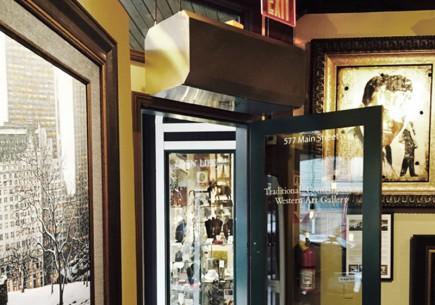 Gallery   CED-E   Heated Customer Entry